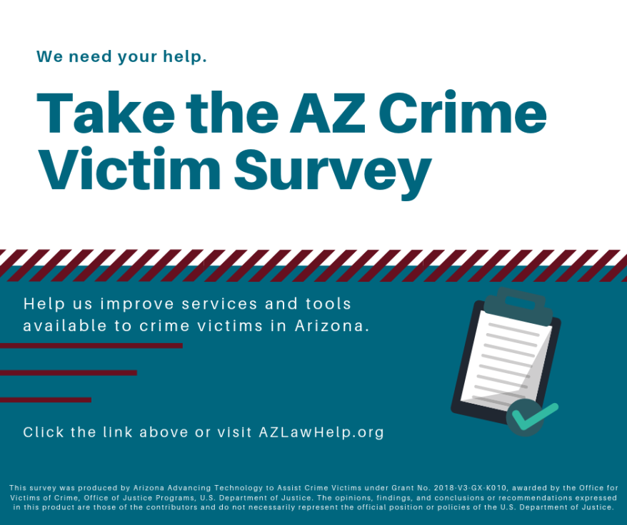 Crime Victim Survey Image